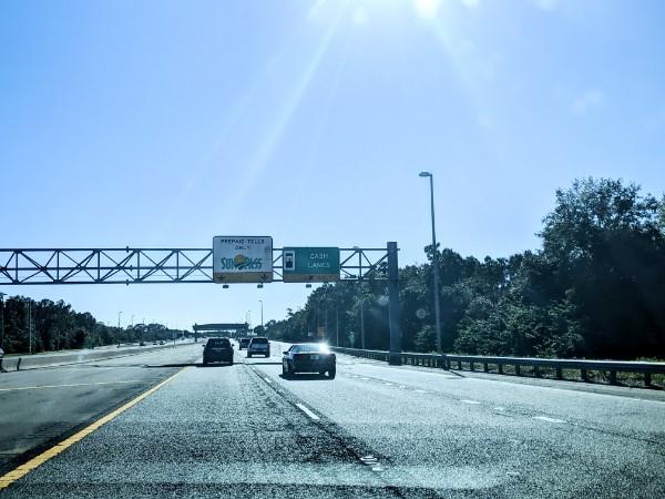 Florida Tolls Sunpass