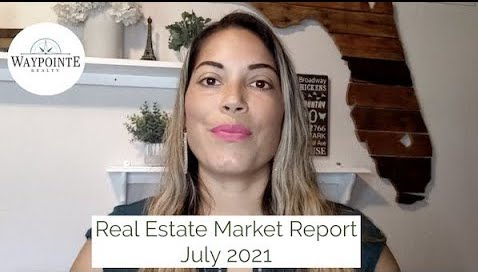 Orlando Real Estate Market report July
