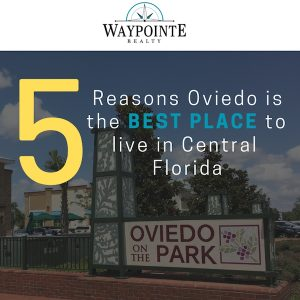 Oviedo Best Place to Live