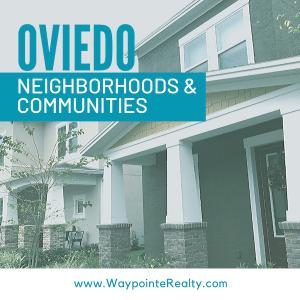 Oviedo FL Neighborhoods & Communities