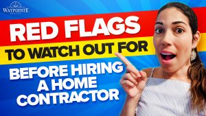 Red Flags to Watch out For When Hiring a Home Contractor