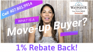 What is a move-up buyer