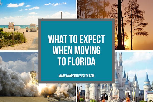 What to expect when moving to Florida | Waypointe Realty